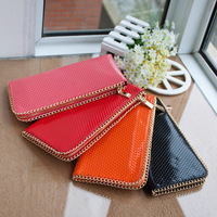 2013 women's fashion wallet ,mobile phone dinner bag, fashion wallet card case female long design bag