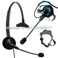 Telephone Headset with 2.5MM IP Cordless Phone Headset for Office Call enter Headset