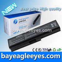 Laptop Battery for TOSHIBA Satellite  PA3816U-1BRS PA3817U-1BRS PA3818U-1BRS PA3819U-1BRS PABAS227 PABAS228 PABAS229 PABAS230