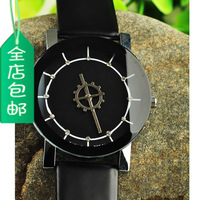 2013 women's lovers fashion trend of the vintage watches strap male fashion table