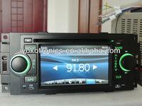 Radio Grand Cherokee