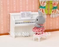 M'lele Novelty items 4kinds sylvanian families  Doll furniture sets 4pcs
