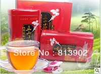 Top Class Lapsang Souchong, Super Wuyi Black Tea, 250g+Free shipping Organic tea Warm chinese tea 2*125g