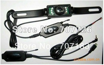 Free shipping Wireless Car Rear Backup Camera Reverse New Wireless Car Rear View IR Night Vision Cam