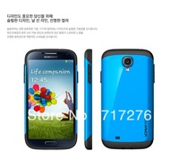 Wholesale  Latest style high quality SLIM ARMOR SPIGEN SGP case for Samsung galaxy s4  i9500,50pcs/lot free shipping