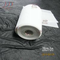 Free shipping 30cmx5M/lot Rhinestone Hotfix Diamante Sticky Transfer Tape Mylar Paper