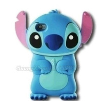 3D Stitch Silicon Case Cover For iPhone 4/4S Wholesale Bulk 20pcs/Lot Free Shipping
