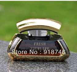 2013 car Fashion classic legendary perfume bottle car air freshener four taste automotive interior ornaments free shipping(China (Mainland))