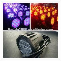 hight quality 36*1w RGB led waterproof par light ,outdoor par light