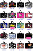"Free shipping tracking number Big promotion 9"" 10 Inch 10.1"" Sleeve Bag Case Cover for Notebook Netbook i Pad Tablet Laptop"