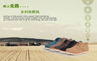 Free shipping 1pair/lot hot-sales famous brand shoes men