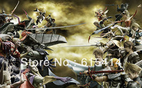 05 Final Fantasy XIII Lightning 38''x24'' wall Poster with Track Num