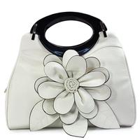 Spring women's handbag women bag white flower bag women's bags