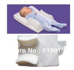 NWB Baby/Infant Ultimate Vent Sleep Bed Positioners System For 0-4M Retail Colorful Gift Free Shipping(China (Mainland))