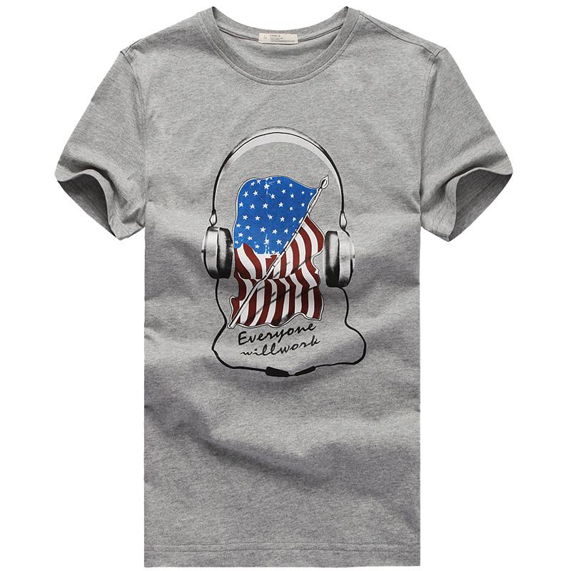 Мужская футболка 2015 O t Camisa Masculina Ea7 мужская футболка others 2015 t camisa hombre roupas masculina homme 9160
