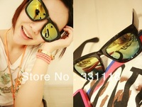 2014 Newest Fashion Vintage RB men sunglasses brand designer women sunglass Free shipping  AM051