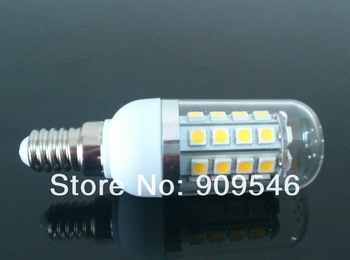 New design Constant pressure product 5pcs E14 7W LED corn bulb energy saving light 5050 36led 85V- 265V