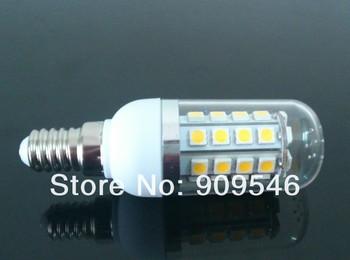 New design Constant pressure product 5pcs E14 7W LED corn bulb energy saving light 5050 36led 85V- 265V