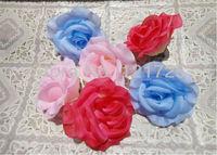11CM artificial flower rose head for DIY