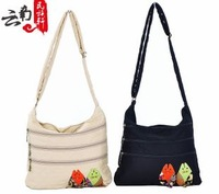 free shipping 2012 female bags fashion all-match messenger bag the trend vintage messenger bag female bags
