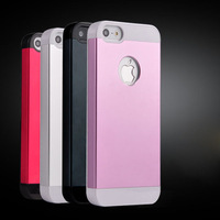 For apple   5 phone case female metal iph one  for iphone   5 phone case ip5 apple 5 shell