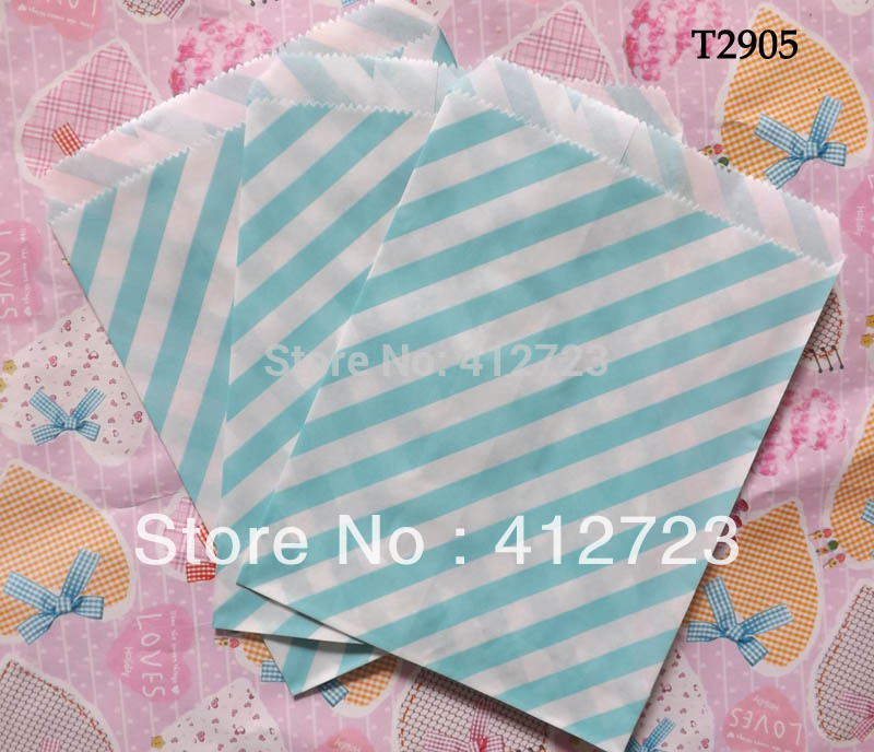 Ecofriendly Color Paper Bag,party favor Bags with colorful choice, 600 pcs/Pack(China (Mainland))