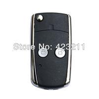 FLIP Folding Remote Key Shell Case Toyota Corolla Camry RAV4 Prado  FT0012