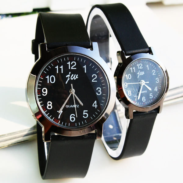 Watch company serves student numbers in the table surface wild-selling couple the table gift gift table 145238(China (Mainland))