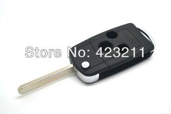 New Folding Remote Key Shell Case For Honda Accord Civic Fit Pilot CRV 3BT  FT0108