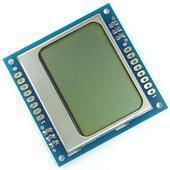 Free shipping!!! 5pcs nokia5110 LCD module