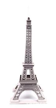 ZILIPOO 3D Puzzle Building Model PUZ Toy/Eiffel Tower TWO , Children's Safe Non-toxic Foam+Paper Model DIY Jigsaw 407