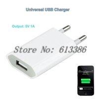 US/EU Plug USB Charger Adapter for mobile phone
