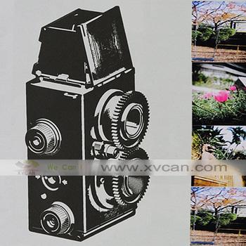 Recesky DIY Twin Lens Reflex TLR 35mm Holga Lomo Camera Kit