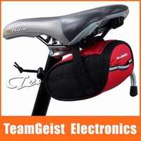 10pcs/lot 2013 NEW Fashion Bike Rear bag Bike Cycling Back Seat Bag Sport bicycle Saddle Pouch Basket Colorful Mouse Design