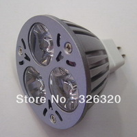 SD-MR16-008  MR16 LED spotlight , 3 * 1W ,hight bright, 1 year warranty