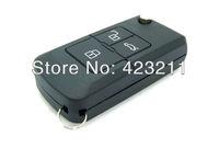 Flip Folding Remote Key Shell Case For Hyundai Sonata XG300 XG350 Fob 3BT  FT0090