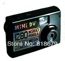 1pc new Arrival 1280 x 960 5MP HD Mini DV Camera Digital Video Recorder Camcorder Webcam DVR ,freeshipping