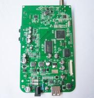 Mainboard Circuit board Satlink WS-6906 for replace Digital Satellite Finder Meter Receiver