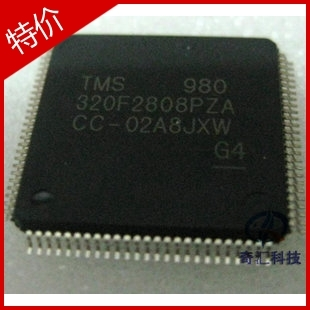 NEW TMS320F2808PZA chip 16-bit digital signal controller DSP advantage TQFP(China (Mainland))