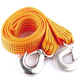 Car trailer rope 4 meters 3 emergency vehicle portable trailer belt car towing rope pulling rope