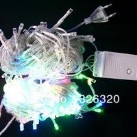 SD-CHL-001  LED Christmas Light, 100LED/10M , Holiday Decoration Light , RGB color for choice