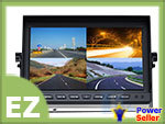 "10.1 inch 16:9 10"" 10.1"" CAR TFT LCD Stand Alone Monitor with AV/TV input PAL/NTSC free shipping + Register Mail Service(China (Mainland))"
