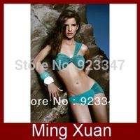 Free Shipping 2013 Fashion Graceful and Sexy Victoria Bikini Beachwear Bathers 1set/lot