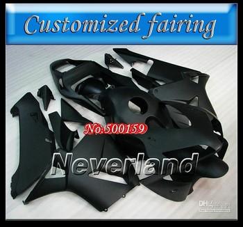 Customized INJECTION MOLD fairing - molded FOR Honda / HONDA CBR600RR fairing kit F5 2003 2004 CBR 600 RR 03 04 CBR600 600RR mat
