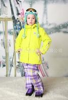 wholesaleWholesale children's clothing Children cotton Tong Suit ski suit foreign trade alone