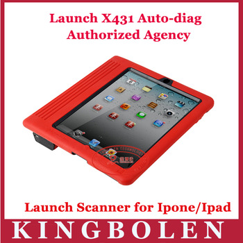 2014 New Released Original Launch X431 Auto Diag Scanner for IPAD X-431 AutoDiag intelligent Diagnosis Update Online