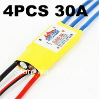 FreeShipping 30A Brushless Speed Controller ESC MultiCopter KK Multi-Copter Quad X-flying