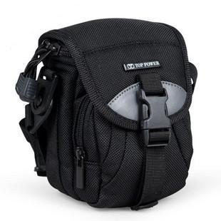 Top power source power professional digital camera bag mobile phone waist pack shoulder bag messenger bag small bag(China (Mainland))