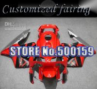 Customized INJECTION MOLD fairing -H6323  molded red fairing FOR Honda / CBR600RR 2003 2004 CBR 600 RR 03 04 CBR600 bodywork kit