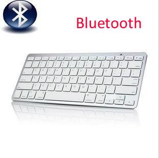 Free shipping Bluetooth Wireless Keyboard For PC Macbook Mac ipad  iphone